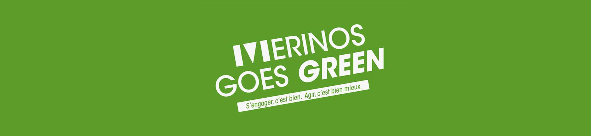 Merinos engagements verts